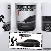 BMW E34 (touring) – No free rides… bögre