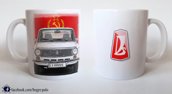 Lada – I Drive bögre