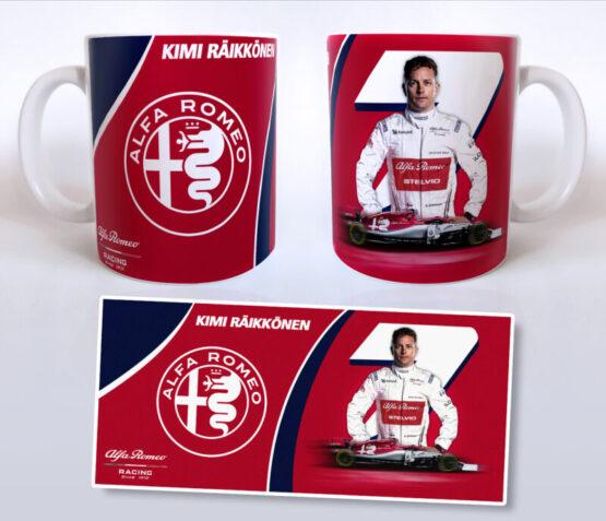 Kimi Raikkönen – Alfa Romeo F1