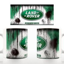 Land Rover – olajos bögre