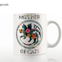 Game of Thrones Mother of Cats bögre