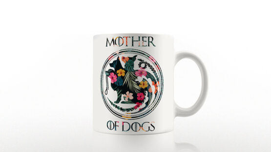 Game of Thrones Mother of Dogs bögre