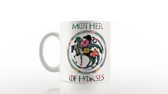 Game of Thrones Mother of Horses bögre