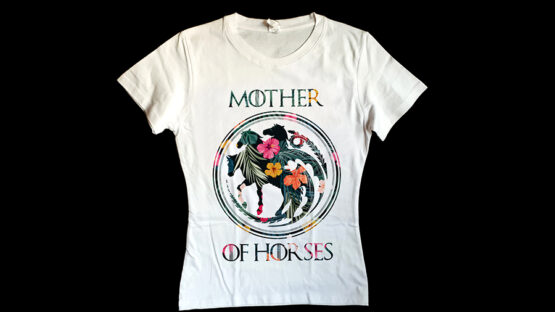 Game of Thrones Mother of Horses póló