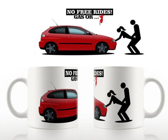 Seat Ibiza  – No free ride…