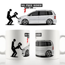 Volkswagen Touran  – No free ride…