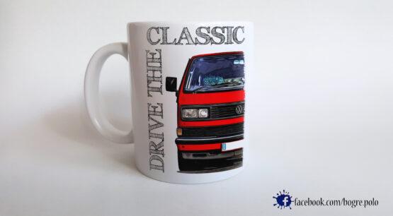 Volkswagen Transporter T3 – Drive the classic bögre